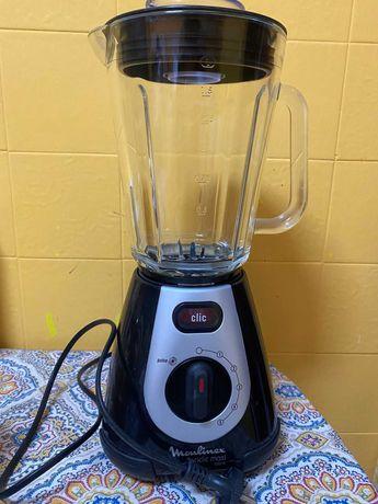 Liquidificador Moulinex Lm233a10 Cristal Maxi 600w 1.5l Blender