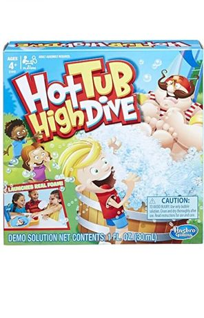 Игра Hasbro Hot Tub High Dive.