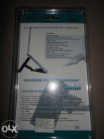 Подставка под ноутбук USB Emel NB Cooling +3 port Hub
