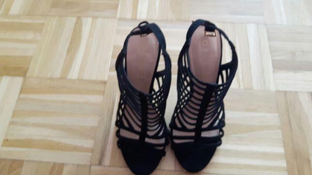 Czarne buty stan wzorowy.