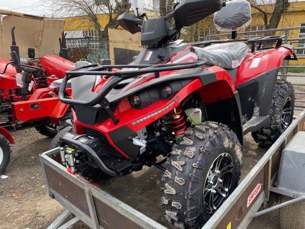 Linhai 400 ATV 2020 NEW Доставка БЕСПЛАТНАЯ, Масла+Гарантия 2года