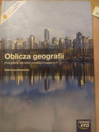 """""""Oblicza geografii """" zakres podstawowy"""
