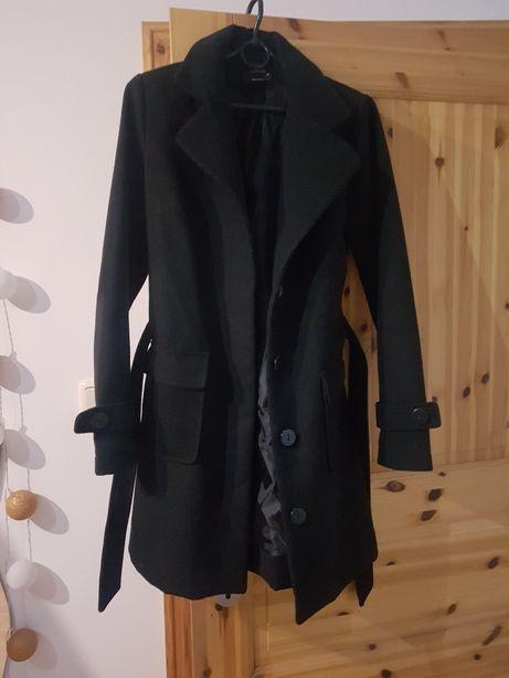 Płaszcz płaszczyk house czarny