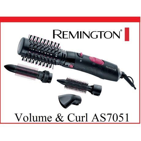 Фен-щітка Remington Volume & Curl AS7051 Оригінал 1000Вт Стайлер Браш