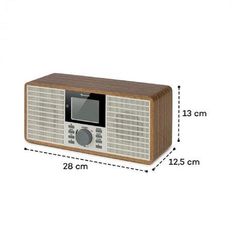 Radio internetowe AUNA IR-260 WLAN, USB, AUX