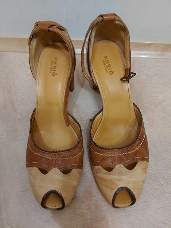 Sandały damskie KHRIO r. 39