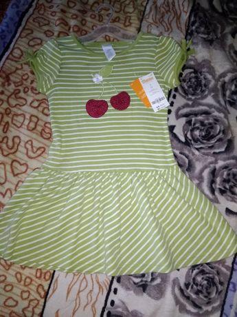 Платье Джимбори Gymboree 3т на три-четыре года на рост 104