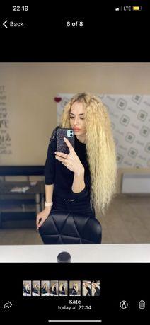 Наращивание Волос от 3999 грн Работа+Волос