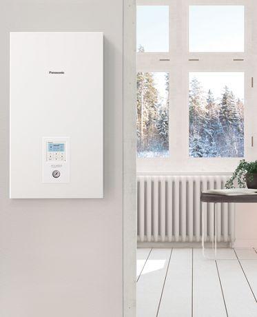 Pompa ciepła Powietrze-Woda Gwarancja WiFi Załatwiamy dofinansowani