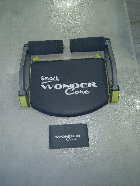 Urządzenie do ćwiczeń mięśni brzucha WonderCore Smart z płytą CD