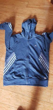 bluza Adidas z kapturem L