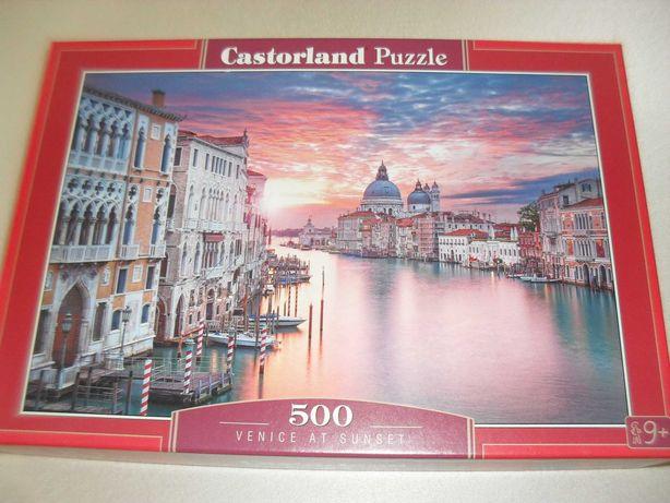 Puzzle Wenecja - 500