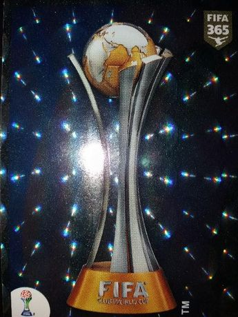 Naklejki Panini Fifa 365 seria 2018
