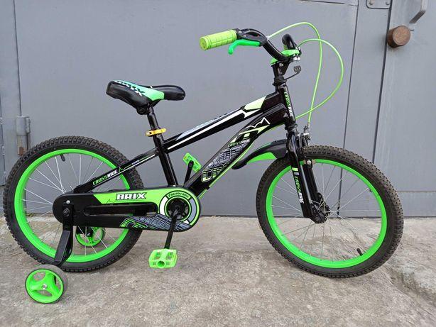 """Велосипед дитячий 18"""" салатовий"""