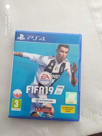 FIFA 19 PS4 Stan idealny