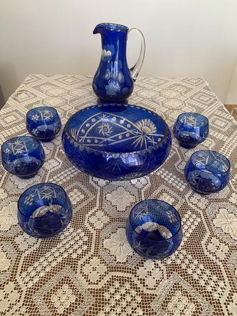 Kryształy użytkowe niebieskie