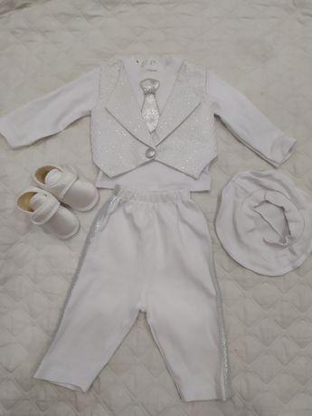 Комплект, набір, костюм для хрещення, крещения