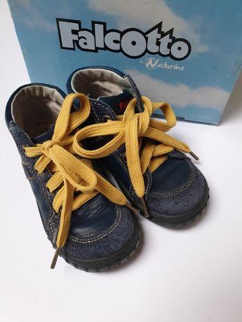 Демисезонные ботинки Falcotto для мальчика