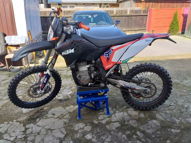 Ktm  Exc-r 530    2009r