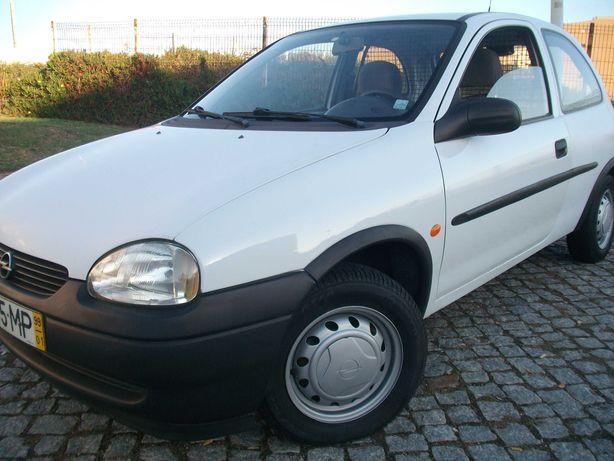 Opel Corsa 1.5D Van de 1999 Impecável