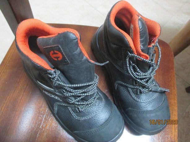 Sapatos de segurança para a construçao civil nº 36