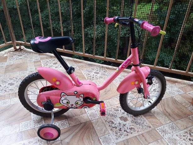 Rower Rowerek dziecięcy b'Twin 500 Decathlon