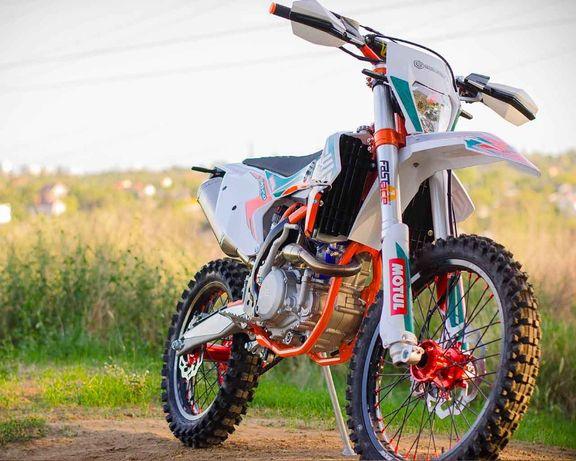 Продам мотоцикл Geon Dakar GNX 250/300 EFI (2020), от официального дил