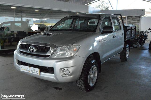 Toyota Hilux 2.5 D-4D 4WD CD AC