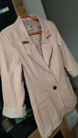 Блейзер Denim, оригинал, пиджак персиковый