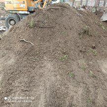 Ziemia na podniesienie terenu bądź pod trawe
