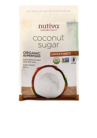 Органический кокосовый сахар (454 г).