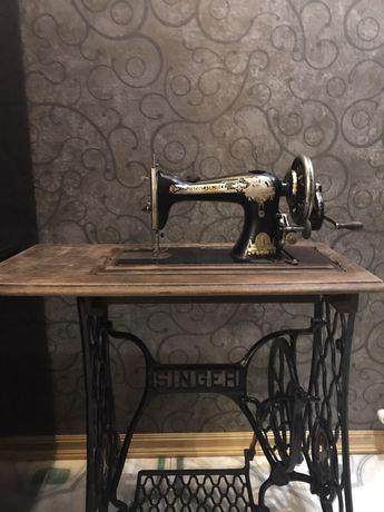 Швейная машинка Сингер SINGER оригинал 1904 год