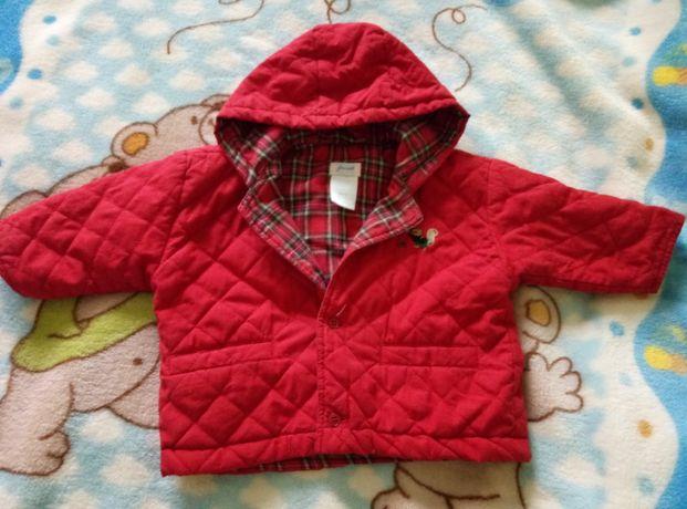 Курточка на теплу осінь