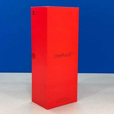 OnePlus 9 (8GB/128GB) - SELADO - 2 ANOS DE GARANTIA