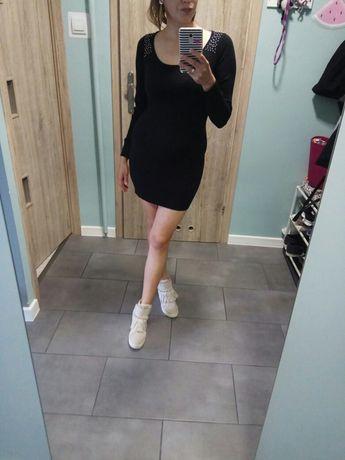 Sukienka czarna mini Mohito M