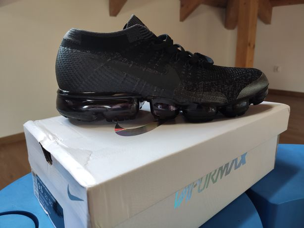 Nowe buty Nike Vapormax 43 czarne 2019 Okazja oryginalne z PL