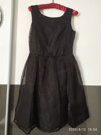 Sukienka mala czarna