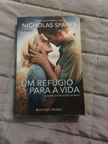 Um refúgio para a vida - Nicholas Sparks