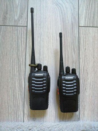 Zamienię dwa baofengi bf888s na baofeng uv5r asg