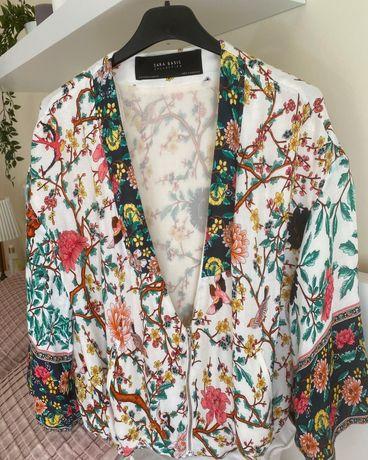 Casaco/camisa zara - tamanho XS - 15€