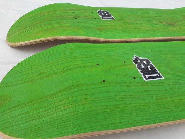 2 szt. Blaty deck DISS skateboards deskorolka z gripem Producent