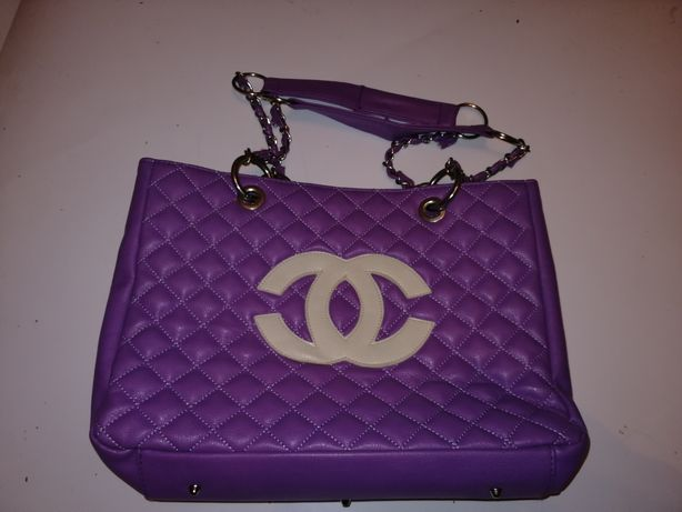 Torebka Coco Chanel, skórzana,skóra,Gucci,Armani roz.25/35 cm,