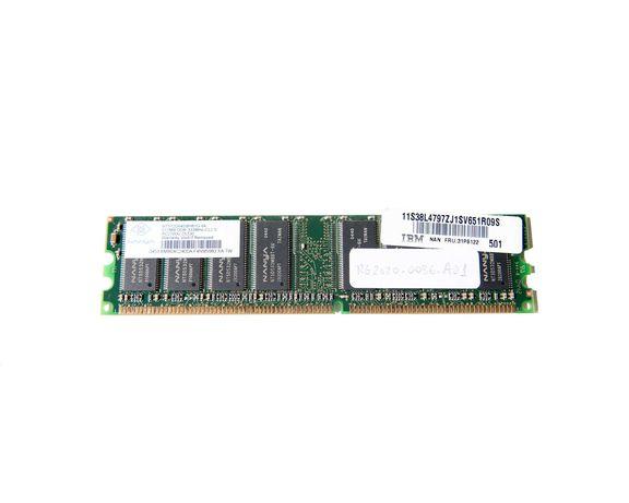 Memória Ram DIMM Nanya 512Mb DDR333Mhz NT512D64S8HB1G-6K