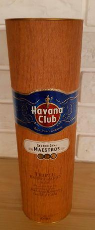 Havana Club Seleccion de Maestros puste opakowanie