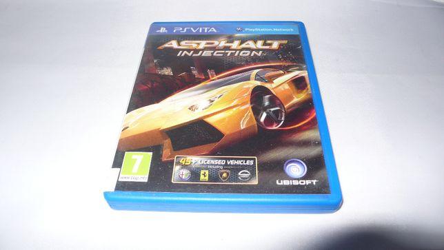 Gra do PS Vita Asphalt :Injection PSVita Playstation