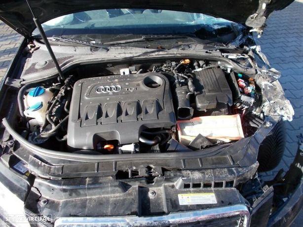 Motor Audi A3 Q3 TT 2.0Tdi 140cv CBAB CBDC CBEA CBDB CJAA CBBB Caixa de Velocidades Automatica + Motor de Arranque  + Alternador + compressor Arcondicionado + Bomba Direção