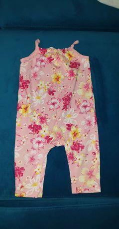 Nowe spodnie/ogrodniczki h&m