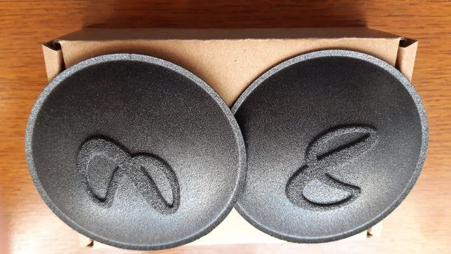 Kopułki głośnika Infinity SM 120, 122, 125 - 2 szt. (Nowe) + przesyłka