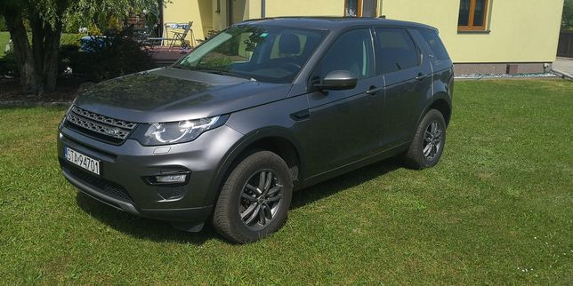 Land Rover Discovery 7 osobowy