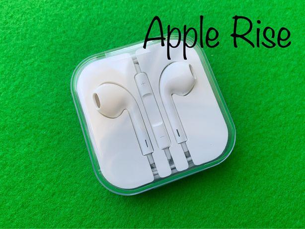 ЛЮКС КАЧЕСТВО Наушники Apple Earpods 3,5 мм Iphone миниджэк для Айфон